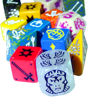 Dragon & Daemon Dice